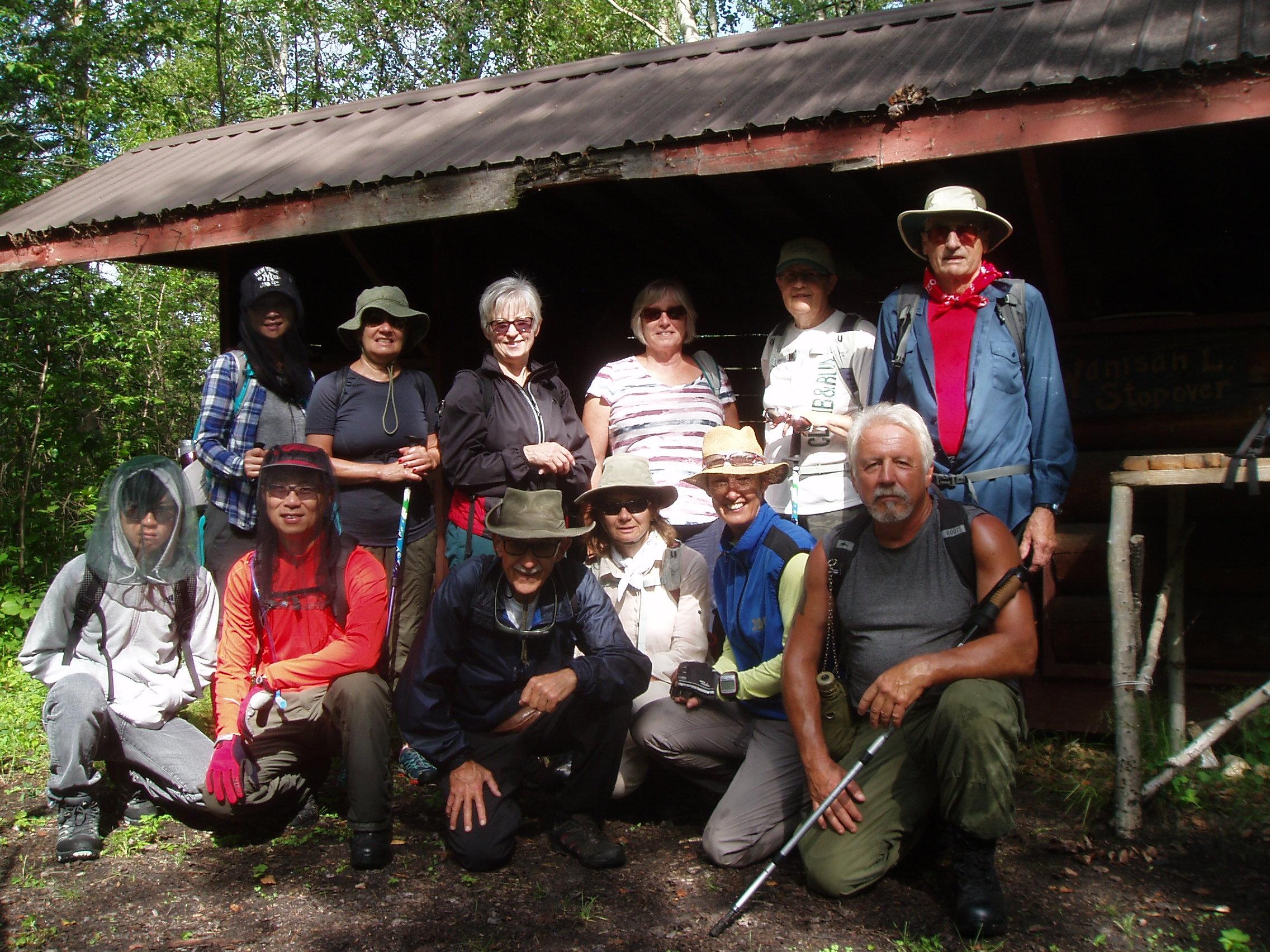 Wanisan Hikers